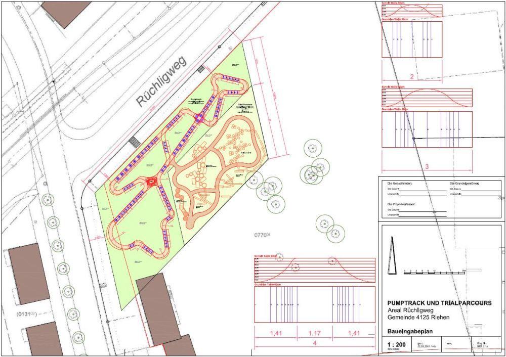 Bikepark Construction & Streckenbau (5/6)